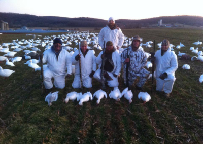 Guided Snow Geese Hunts - Harrisburg, Pennsylvania - York, Lancaster